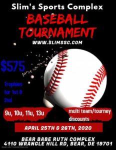 April Tournament