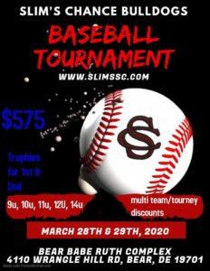 March tournament