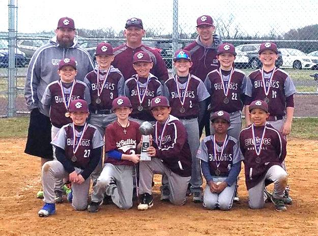 SC Bulldogs team photo